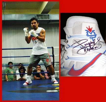 Manny Pacquiao x Nike HyperKO MP Boxing Boot - New Colorways