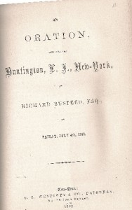 Civil War Abraham Lincoln 13 Pamphlets Queens Brooklyn New York