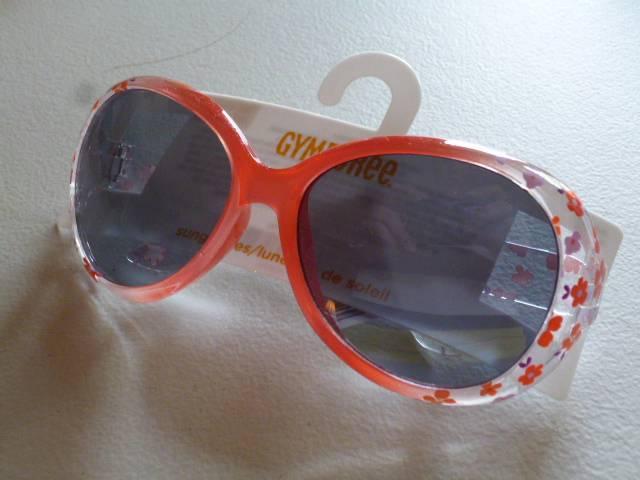 GYMBOREE 2014 Spring Summer Lines Swim Shop Sunglasses Sizes 2-4 4 & Up NEW