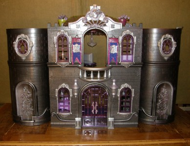 Monster High Barbie Bratz Doll House Ooak Custom Made