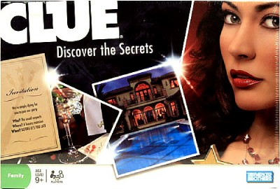 Details about NEW CLUE DISCOVER THE SECRETS MURDER MYSTERY FAMILY