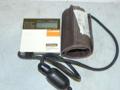 walgreens blood pressure monitor manual