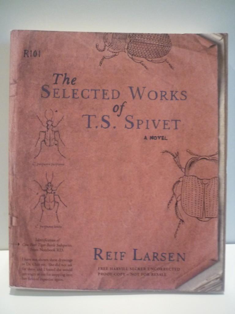 The-Selected-Works-of-T-S-Spivet-Larsen-Child-genius