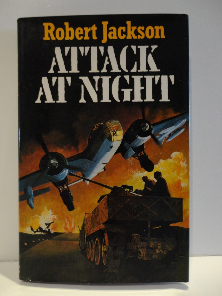 Attack-At-Night-by-Robert-Jackson-War-in-Europe-Action-Fiction