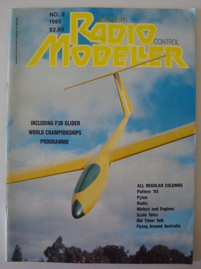 Australian-Radio-Control-Modeller-Magazine-May-1985-No-2-Vintage-Collectible