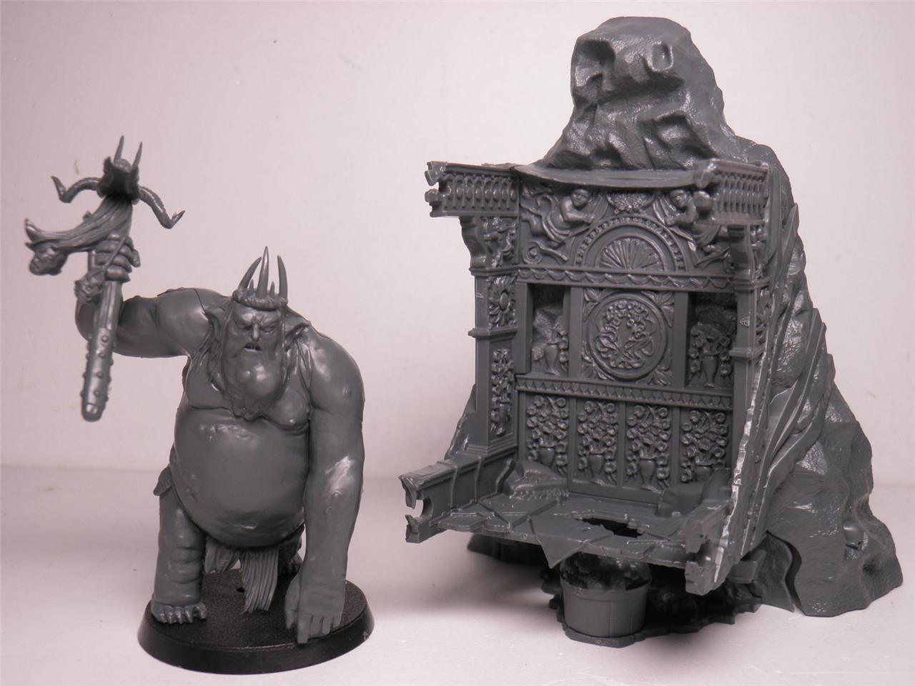 Goblin-King-Throne-New-Unassembled-The-Hobbit-Escape-from-Goblin-Town-LOTR