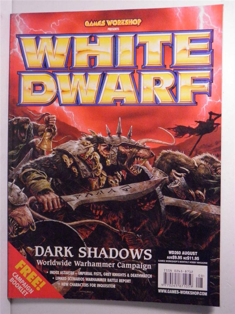 white dwarf magazine 2017 issues - photo #29