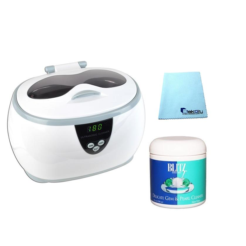 sonic wave ultrasonic jewelry cleaner cleaning machine