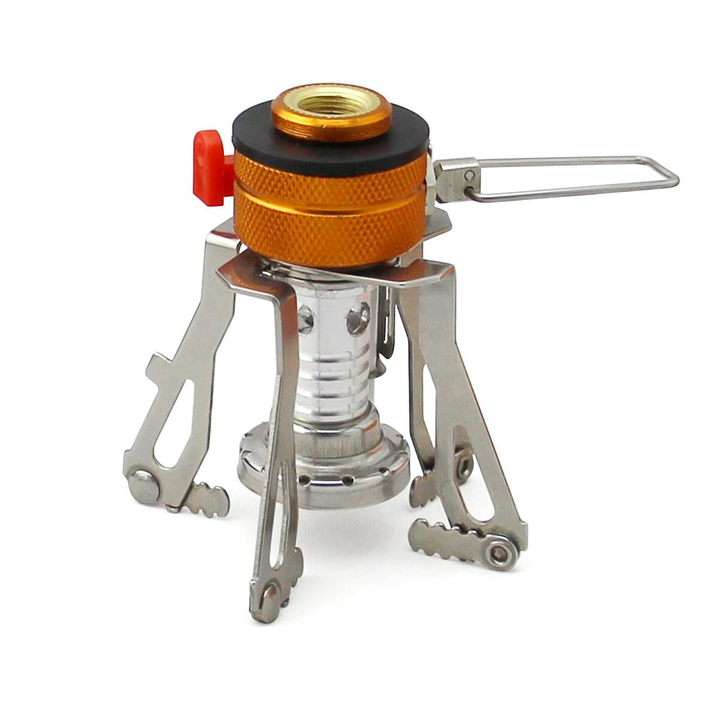 Lightweight Backpacking Stoves: Mini Steel Cooking Stove For Picnic Foldable Outdoor
