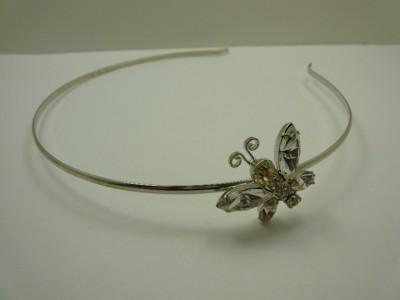 Prom BRIDAL Wedding Rhinestone Crystal Headband Tiara