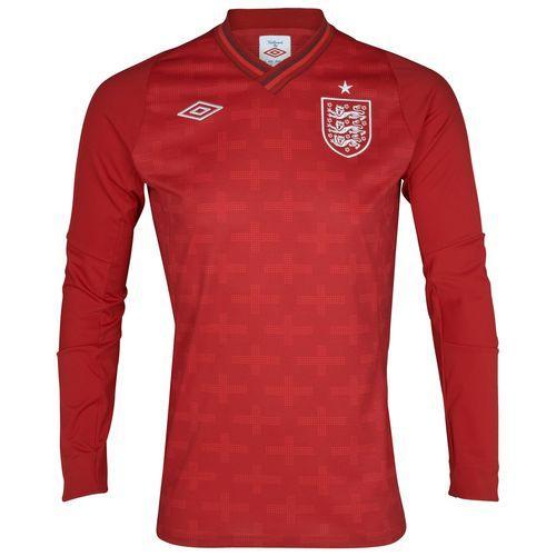 BNWT-Umbro-England-2012-13-Home-Goalkeeper-Kit-Shirt-Top-Mens-Large-XL-XXL-XXXL