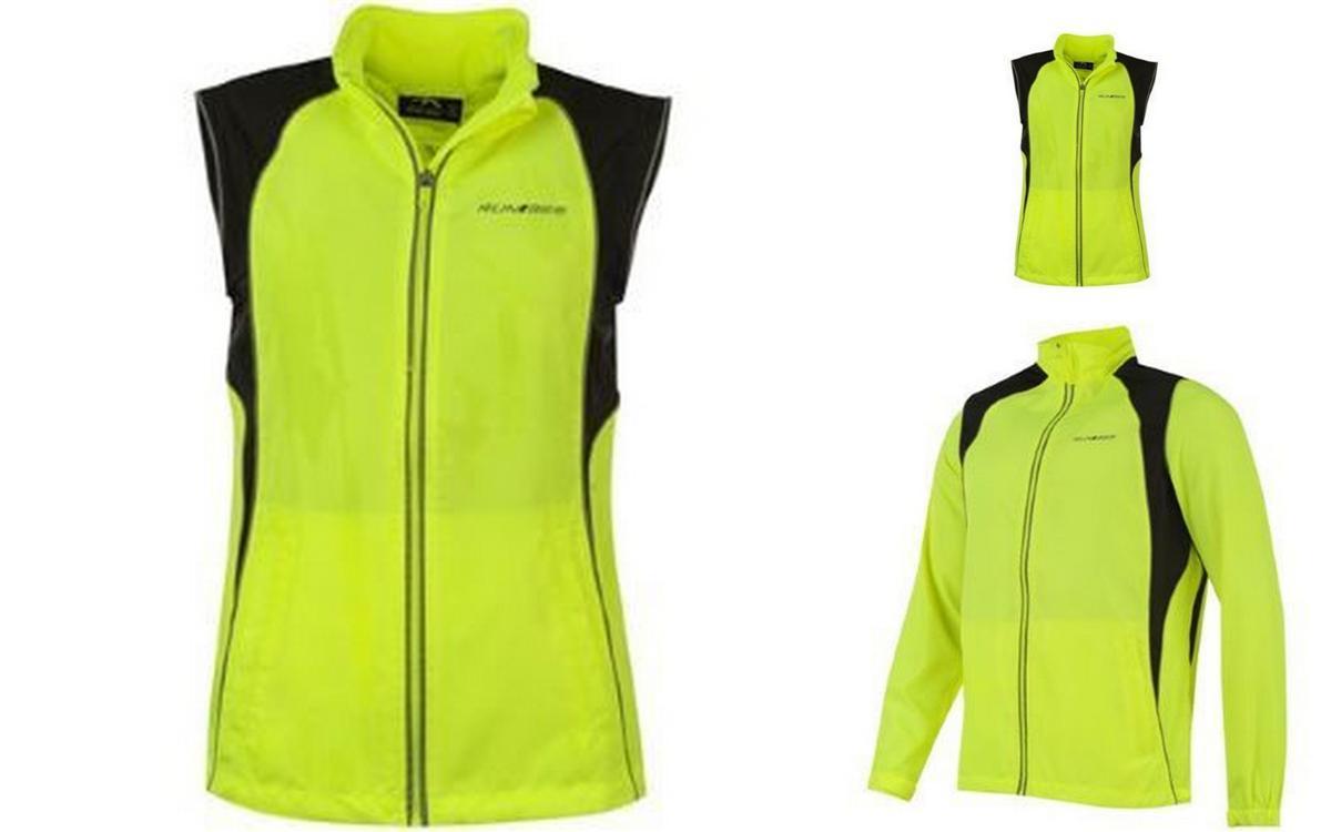Run 365 running cycling motorcycle hi vis high visibility for Hi viz running shirt