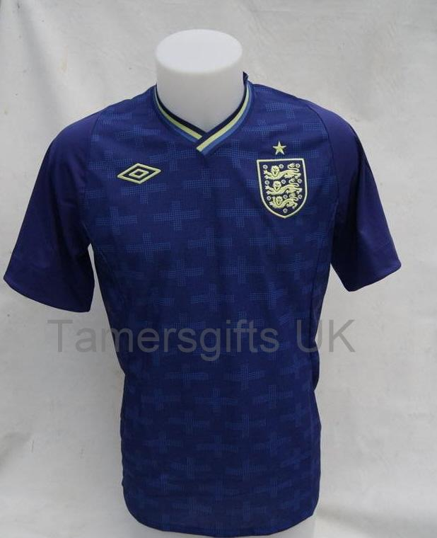 BNWT-Umbro-England-Home-2012-13-Goalkeeper-Change-Kit-Shirt-SS-Mens-RRP-54-99