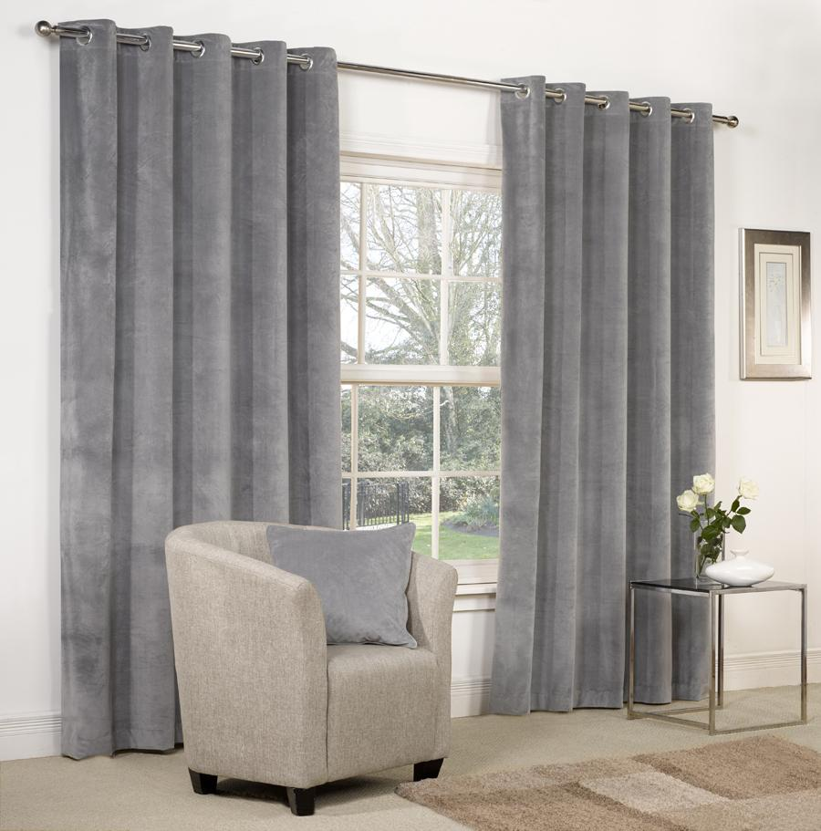 Waterproof Shower Window Curtain Grey and Yellow Print Curtains