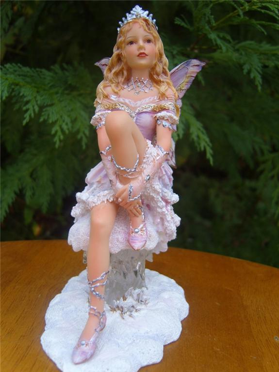 LTD-ED-ICE-DIAMOND-FAERIE-POPPETS-FAIRY-BY-CHRISTINE-HAWORTH-LEONARDO-COLLECTION