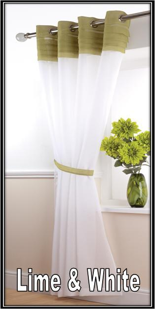 1-Sienna-Linen-Look-Voile-Eyelet-Ring-Top-Curtain-Panel-54-72-90-1st-Class-Post