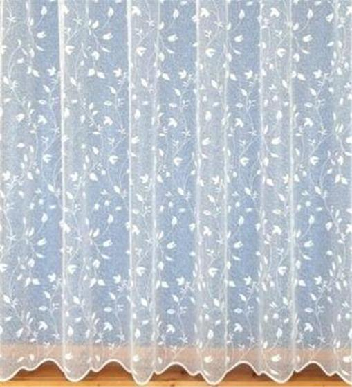 TOP-QUALITY-FLORAL-WHITE-NET-CURTAINS-4-NET-DESIGNS