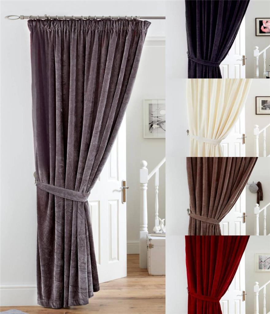Fixed swing portiere rod pole rail 4 door curtains 42 ebay for Door curtain pole