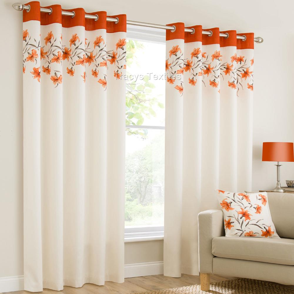 Curtains Ideas Orange And Teal Curtains : Home, Furniture U0026 DIY U003e Curtains  U0026 Blinds