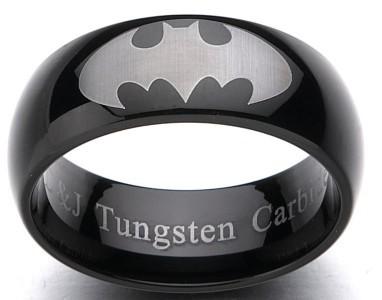 this is - Green Lantern Wedding Ring