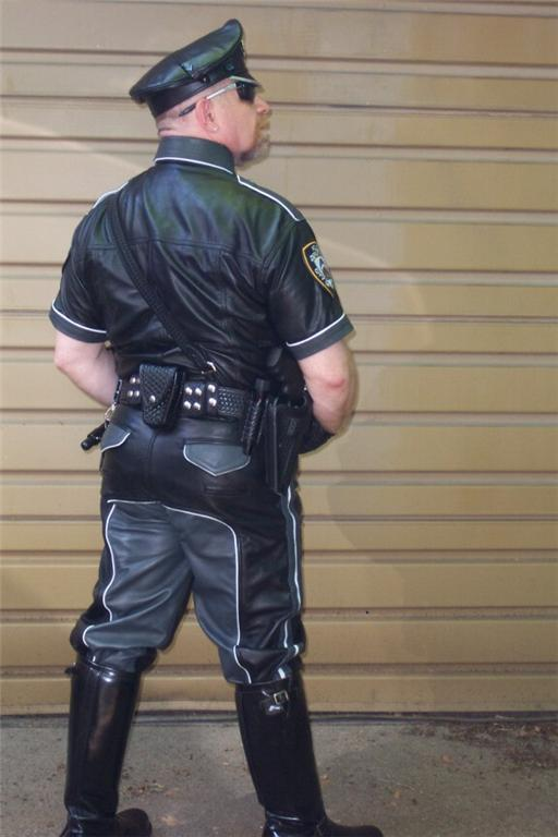 Leather Uniform