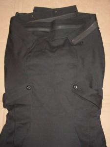Junya Watanabe Comme des Garcons black skirt $800 NEW S