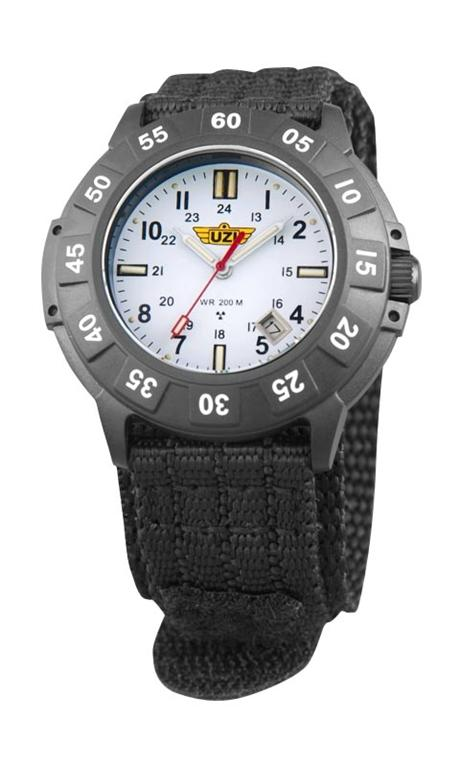 Uzi protector tritium watch dive tactical swat ems u002 ebay for Tritium dive watches