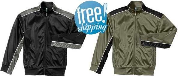NWT-NEW-MENS-ATHLETIC-TRACK-RUNNING-FULL-ZIP-JACKET-COAT-W-PIPING-2XL-4XL