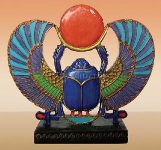 egyptian winged scarab - photo #6
