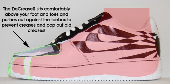Wearable Shoe Trees, Shoe Stretcher and Shoe Decreaser | My kicks