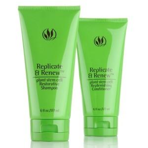 Serious Skin Care Replicate Amp Renew Plant Stem Cell Hair Shampoo Amp ...