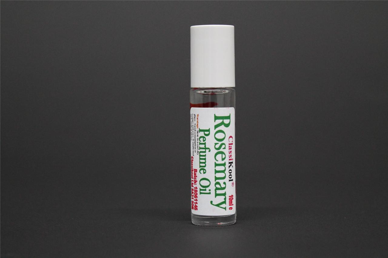 CLASSIKOOL 100% PURE ESSENTIAL OIL PERFUME 10ml ROLL ON FOR PULSE POINTS