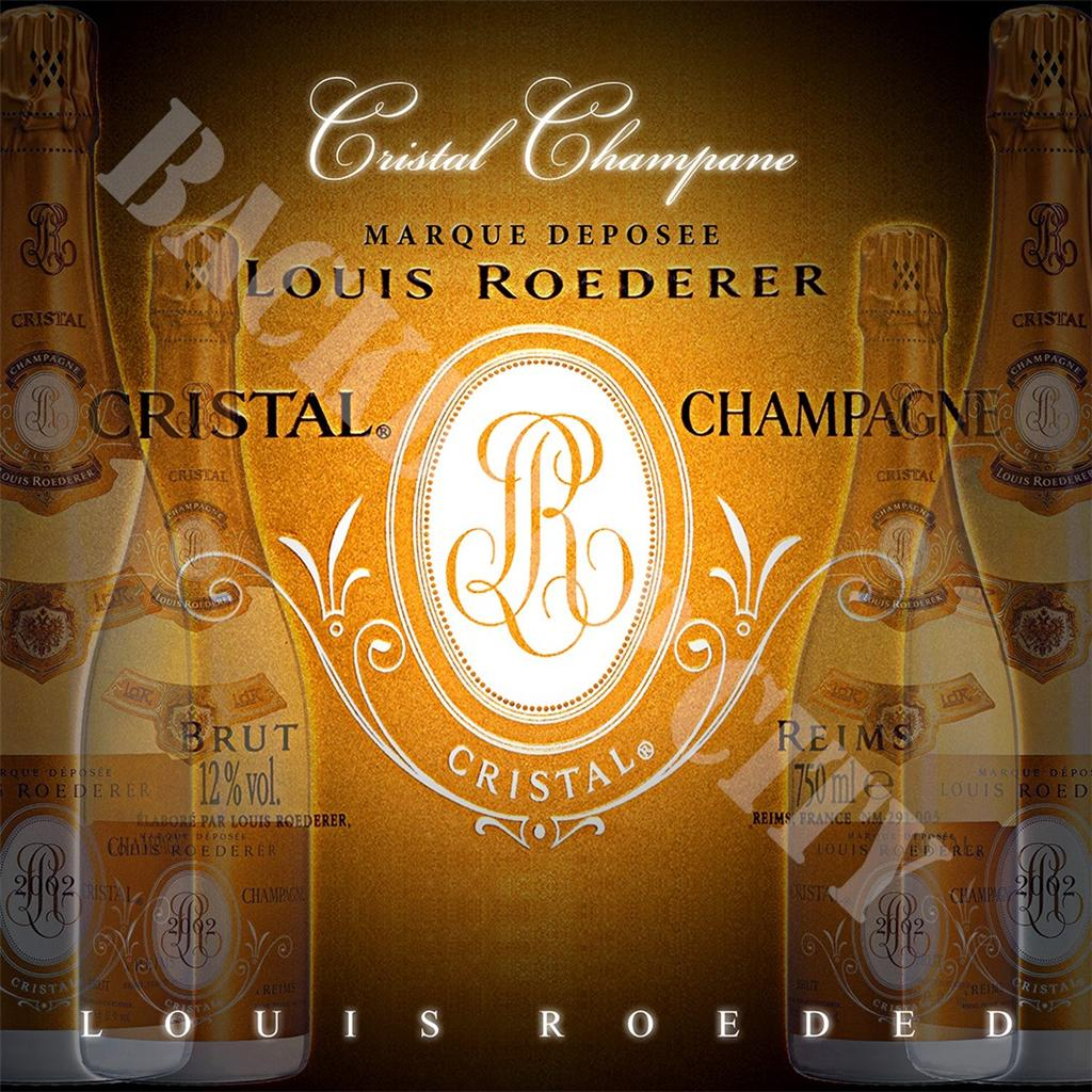 CRISTAL Computer Printed Backdrop (REDUCED)
