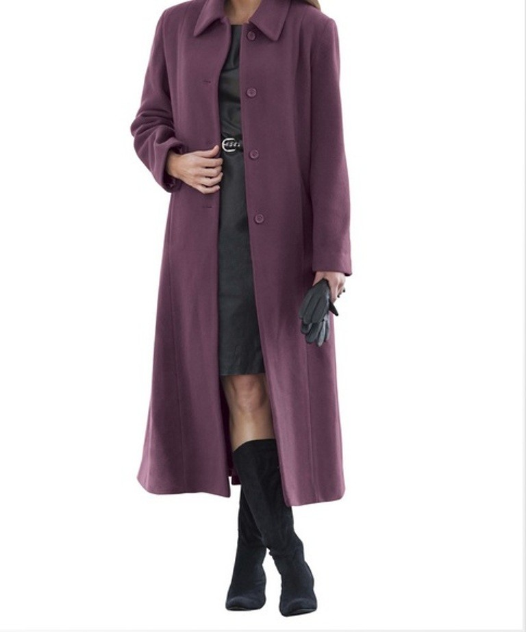 Womens Full Length Winter Coats Photo Album - Reikian
