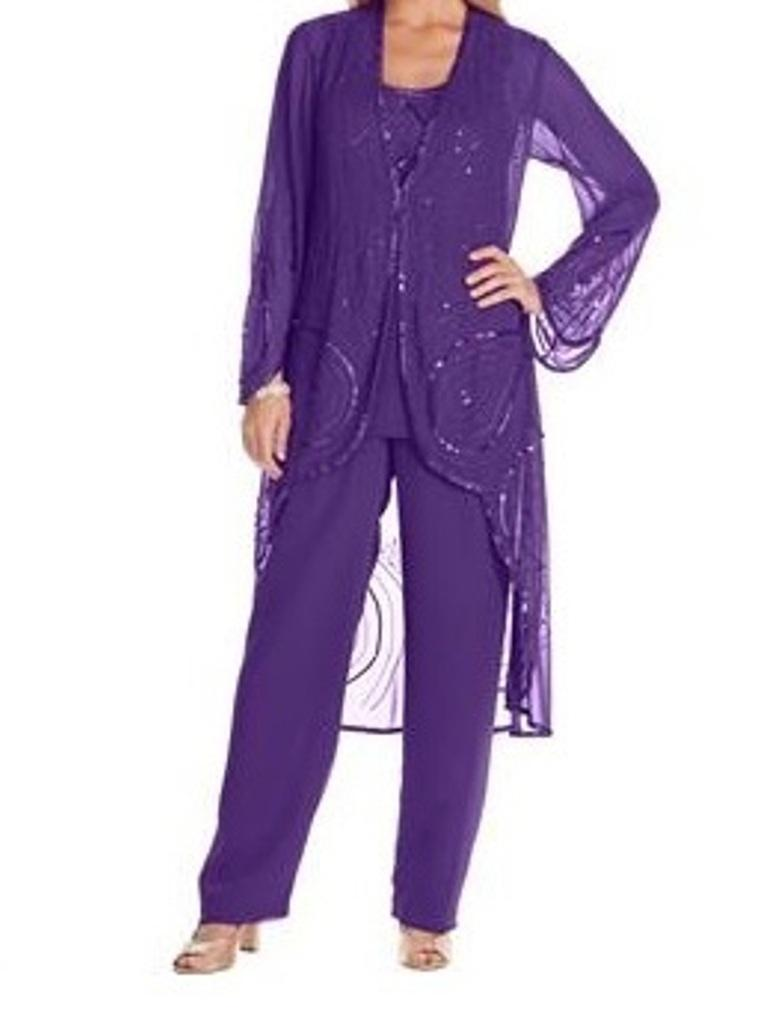 New Formal Pant Suits For Women For Weddings Even On Their Wedding Day
