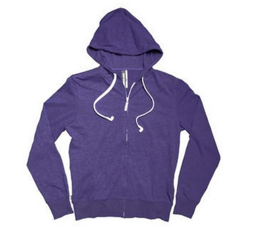 Hoodie with ear buds
