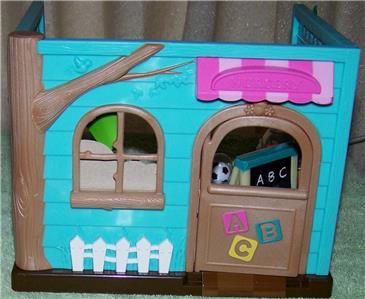 Li L Woodzeez Li L Luvs Amp Hugs Nursery Mini Playset New Ebay
