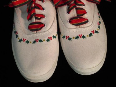Pictures of Keds Canvas Tennis Shoes For Women