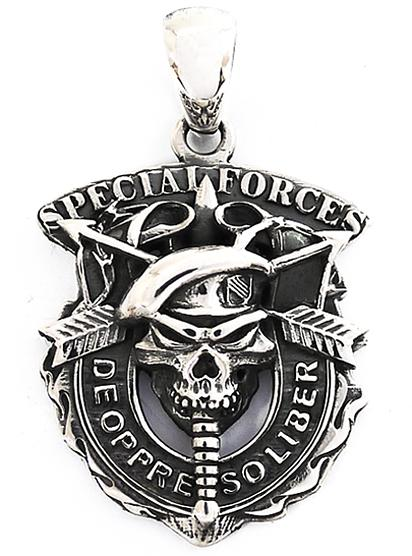 Green Beret Skull US ARMY SPECIAL FORCE ...