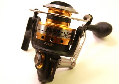 Penn conquer cqr7000 gold label series cqr 7000 spinning for Penn fishing reels ebay