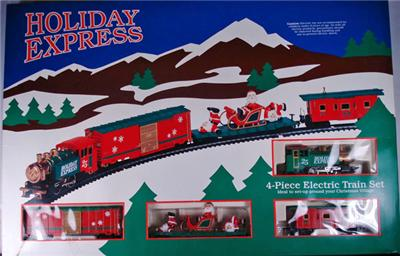 Electric Christmas Train Sets Canada