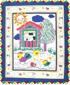 Children & Baby Quilt Patterns - Spring Creek NeedleArt