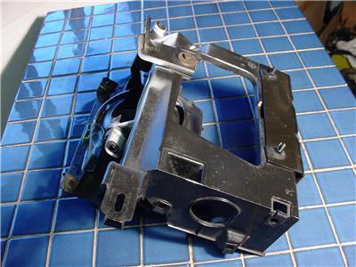 82 90 Pontiac Firebird Trans Am Headlight Bucket Assembly Righthand Side Screws