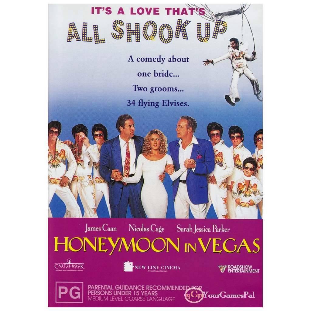 HONEYMOON-IN-VEGAS-DVD-R4-Nicolas-Cage-James-Caan-S-J-Parker-1992 ...