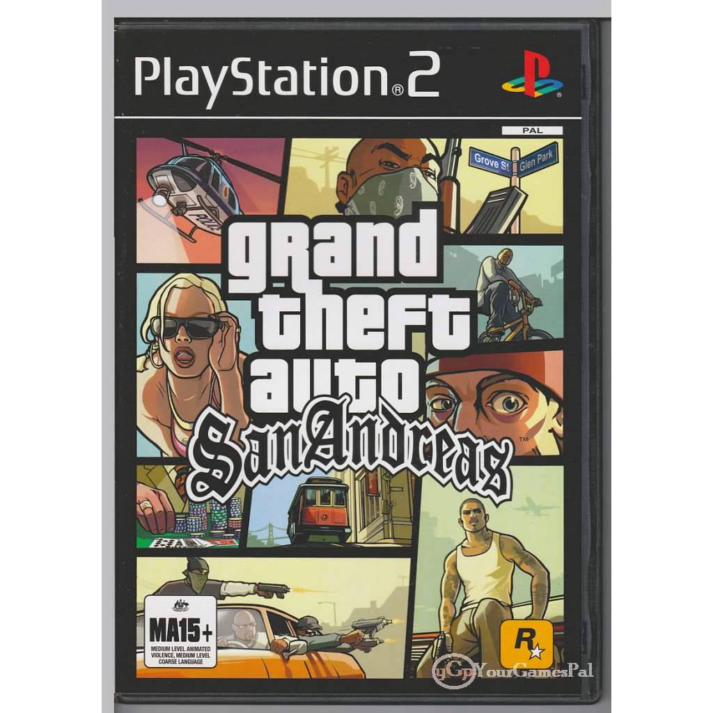 Gta san andreas ps2 dating