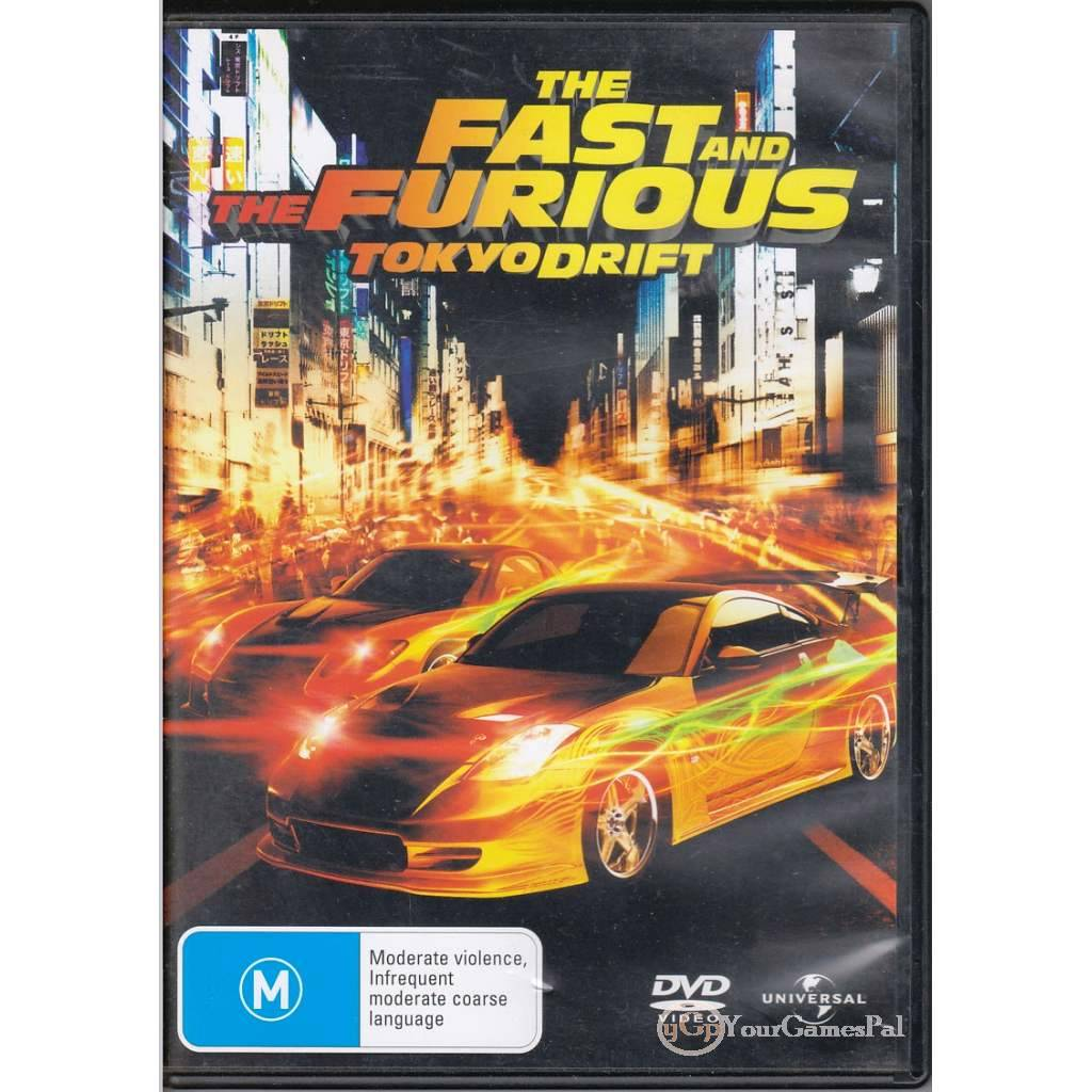 dvd fast and the furious 3 tokyo drift lucas black regions 2 4 5 ex rental vg 5050582443356 ebay. Black Bedroom Furniture Sets. Home Design Ideas