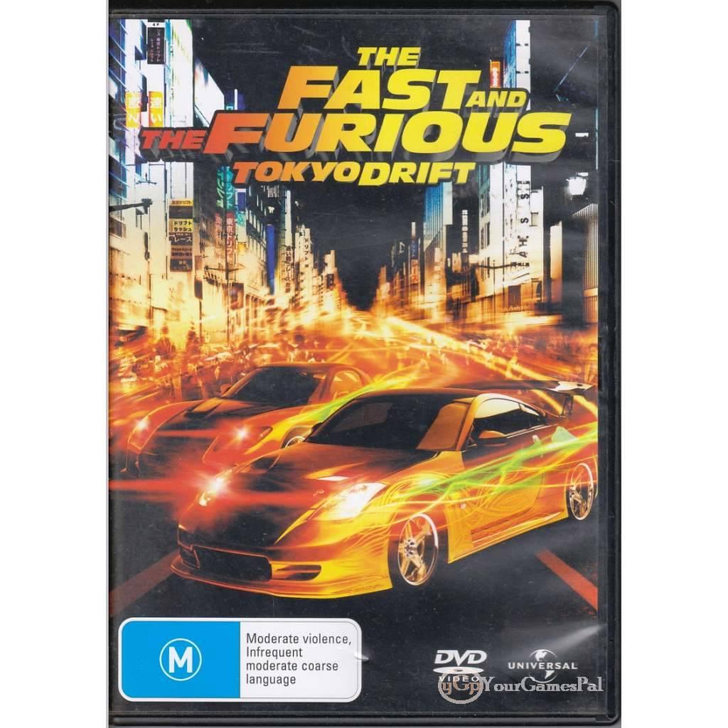dvd fast and the furious 3 tokyo drift lucas black regions 2 4 5 ex rental vg 5050582443356 ebay. Black Bedroom Furniture Sets. Home Design Ideas