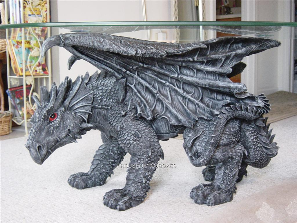 Comfortable Furniture Dragon Coffee Table