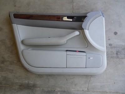 02 04 Audi A6 LF Left Front Door Panel Card Trim