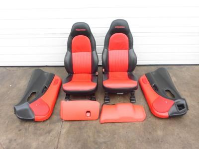 97 98 99 00 01 02 03 04 c5 corvette black red interior - C5 corvette interior door panels ...